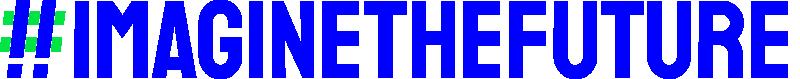 Imagine Logotype Blue Green