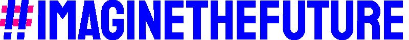 Imagine Logotype Blue Pink