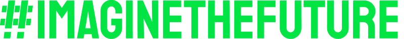 Imagine Logotype Green Mono