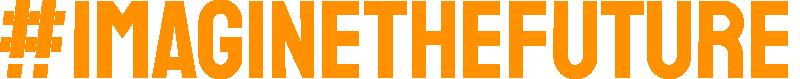 Imagine Logotype Orange Mono