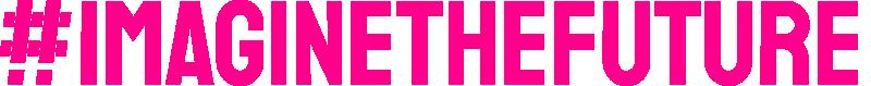 Imagine Logotype Pink Mono