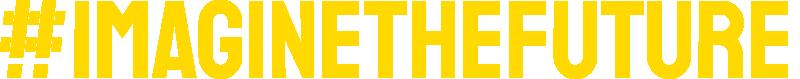 Imagine Logotype Yellow Mono
